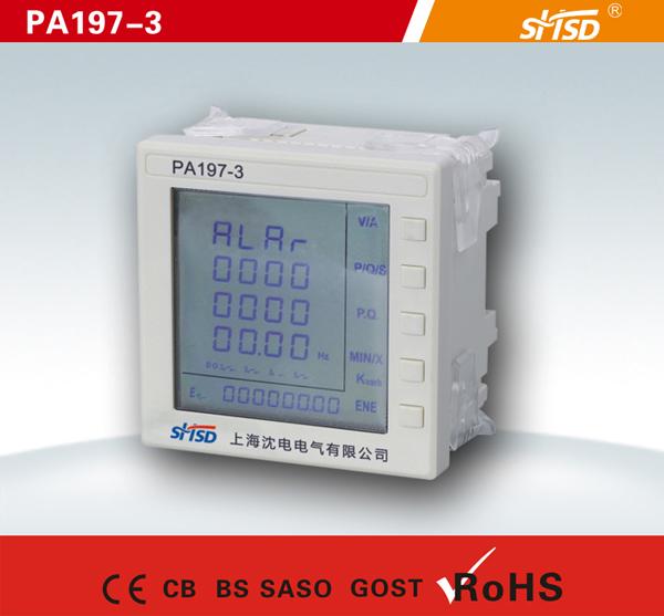 CY194E-ASYC多功能仪表 多功能电力仪表