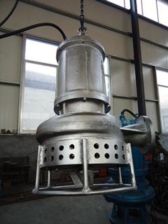 4寸7.5KW潜水泥浆泵价格