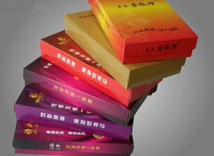 商品包装盒生产厂家