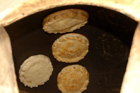 高炉烧饼技术 郑州那里培训高炉烧饼做法