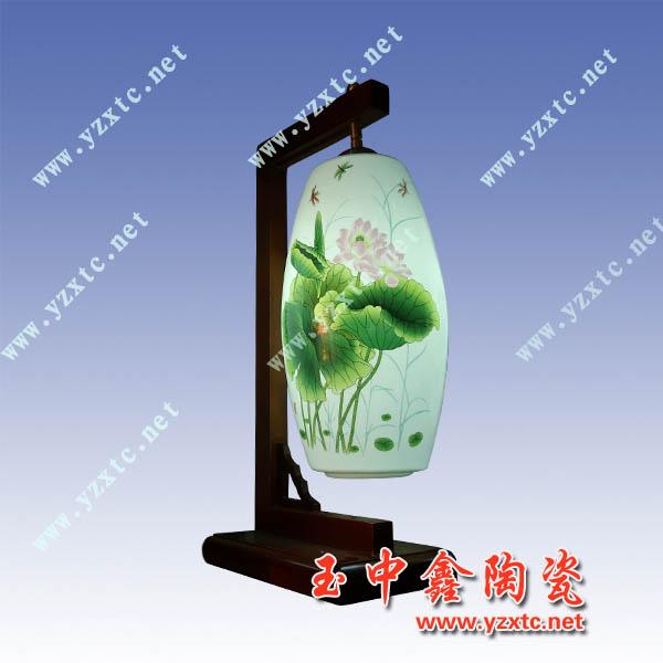 供应家居实用台灯高挡陶瓷灯具