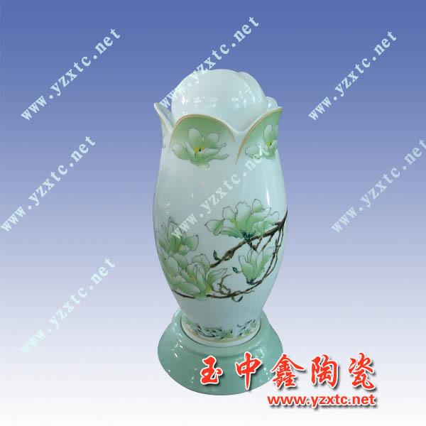 陶瓷灯具灯具摆饰品手绘灯具批发价格