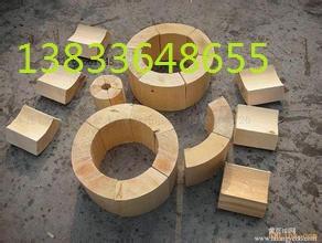 扬木保冷木块管道木托中央空调木托