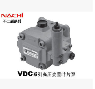 NACHI不二越叶片泵VDC-1A-1A2-20VDC-1B-1A2-20