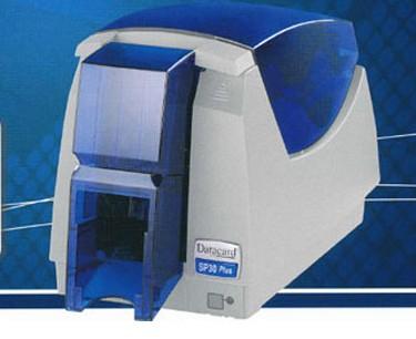 德卡SP30Plus制卡机德卡SP30证件卡打印机