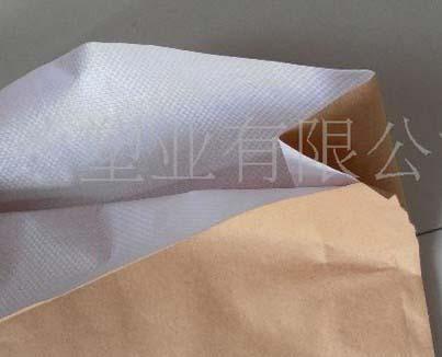 定做25公斤出口食品级牛皮纸复合袋-提供食品级生产许可证