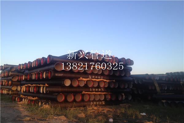 厂家直销天津新兴铸铁管@高质量铸铁管价格