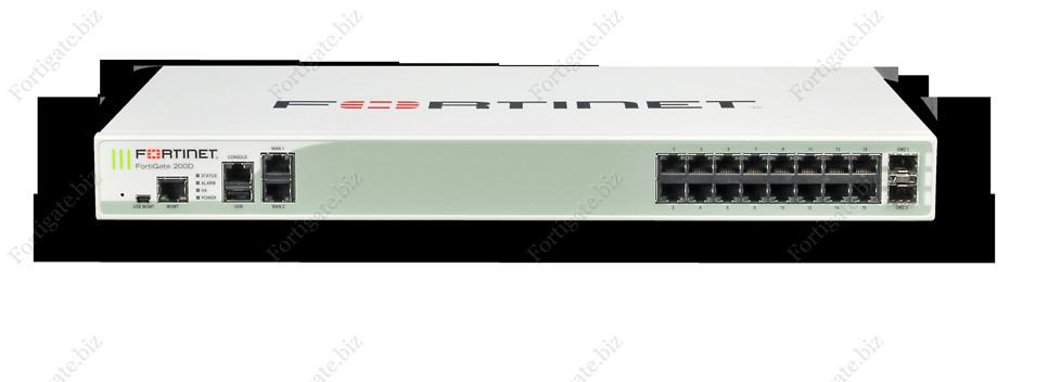 FortiGate-200D 系列下一代防火墙