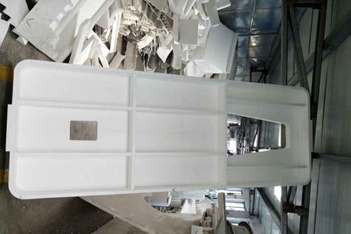 加工大型平台 灰铁HT200消失模铁件13173103300