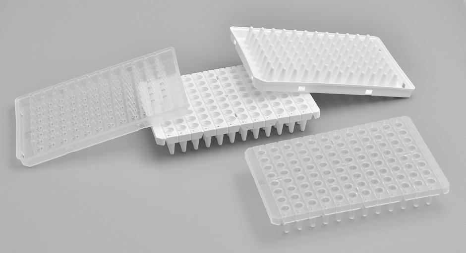 PCR96孔板(半裙边)