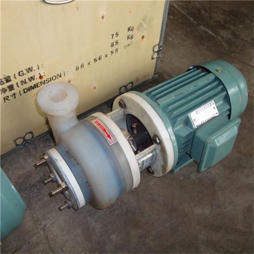 FSB化工泵,80FSB-30D防腐泵行业领跑者