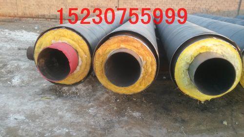 山东菏泽有生产钢套钢蒸汽保温钢管