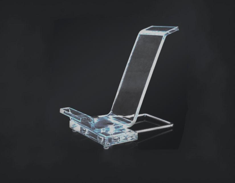 厂家供应有机玻璃亚克力透明鞋子展示架