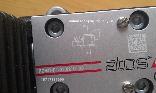 阿托斯节流阀ARE-15/15/V 44原装代理
