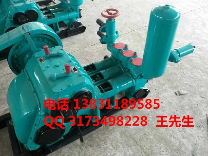 BW200泥浆泵生产厂家,BW200泥浆泵整套设备