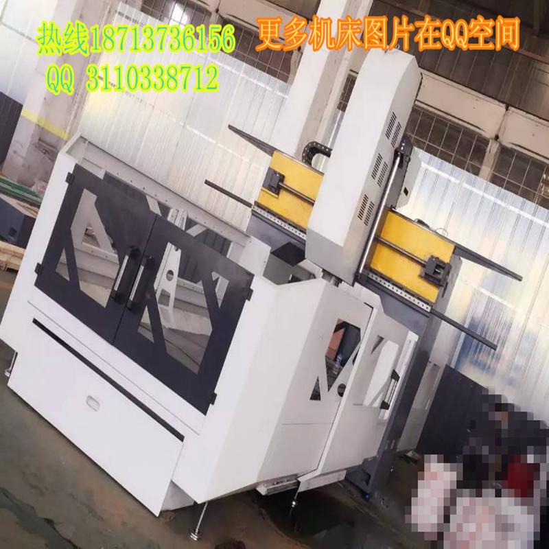 中小型精密龙门式数控铣床DHXK1512厂家直销