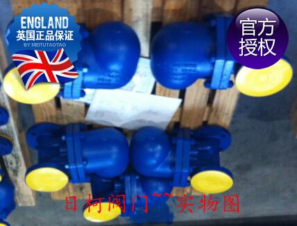 FT43疏水阀-英国斯派莎克FT43-10浮球式疏水阀