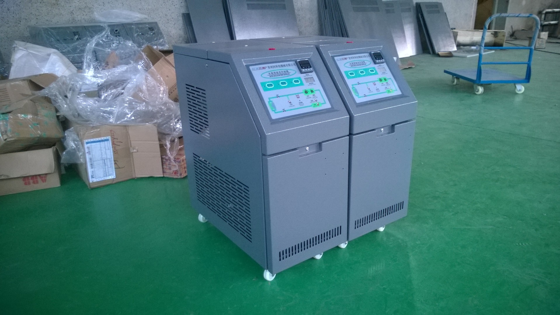 供应热压模具油加热器、热压模具油加热机