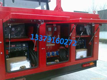 拖拉机驱载双弧焊机价格