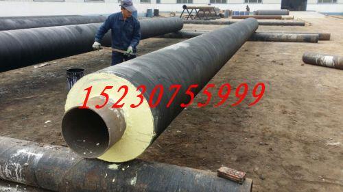 江苏宿迁生产的钢套钢直埋保温管道规格齐全