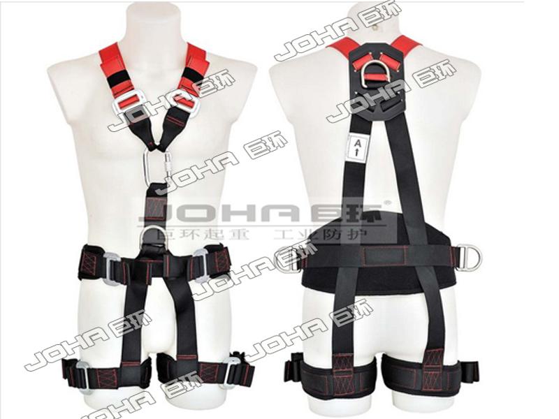 泰州区域供应便宜的高档安全带 攀岩安全带