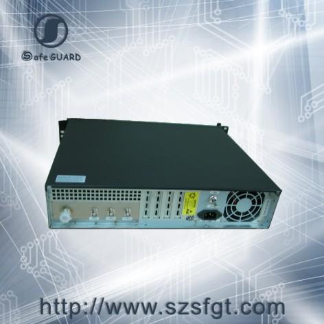 数字远程非视距无线视频传输系统
