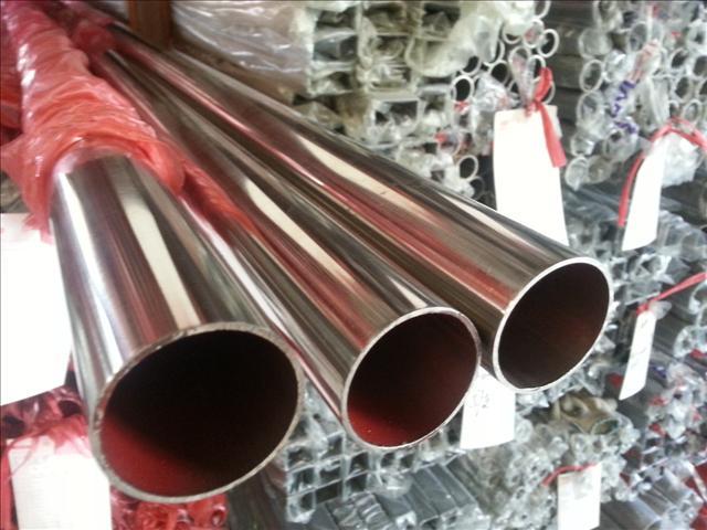 304不锈钢拉丝圆管5*0.6-2.7厂家直销型号全齐
