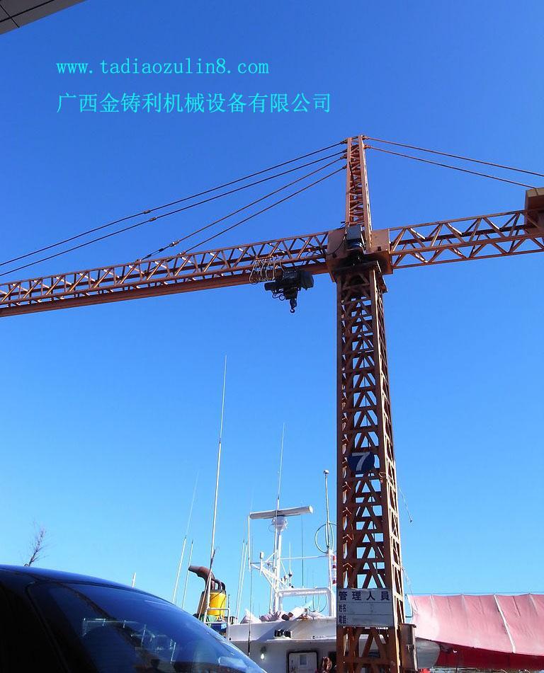 南宁有哪些自升式塔吊租赁公司