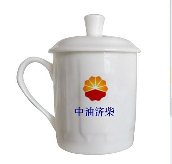 厂家直销陶瓷杯子景德镇杯子生产厂家加工纪念礼品杯子
