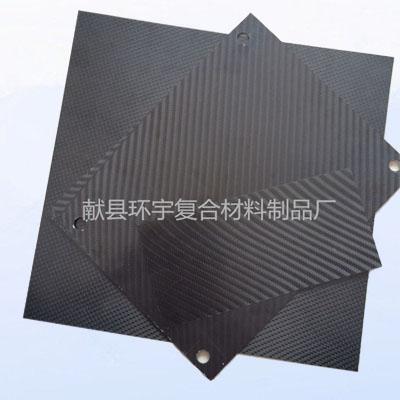碳纤维板 平纹/斜纹 3K全碳碳纤板 超高强度