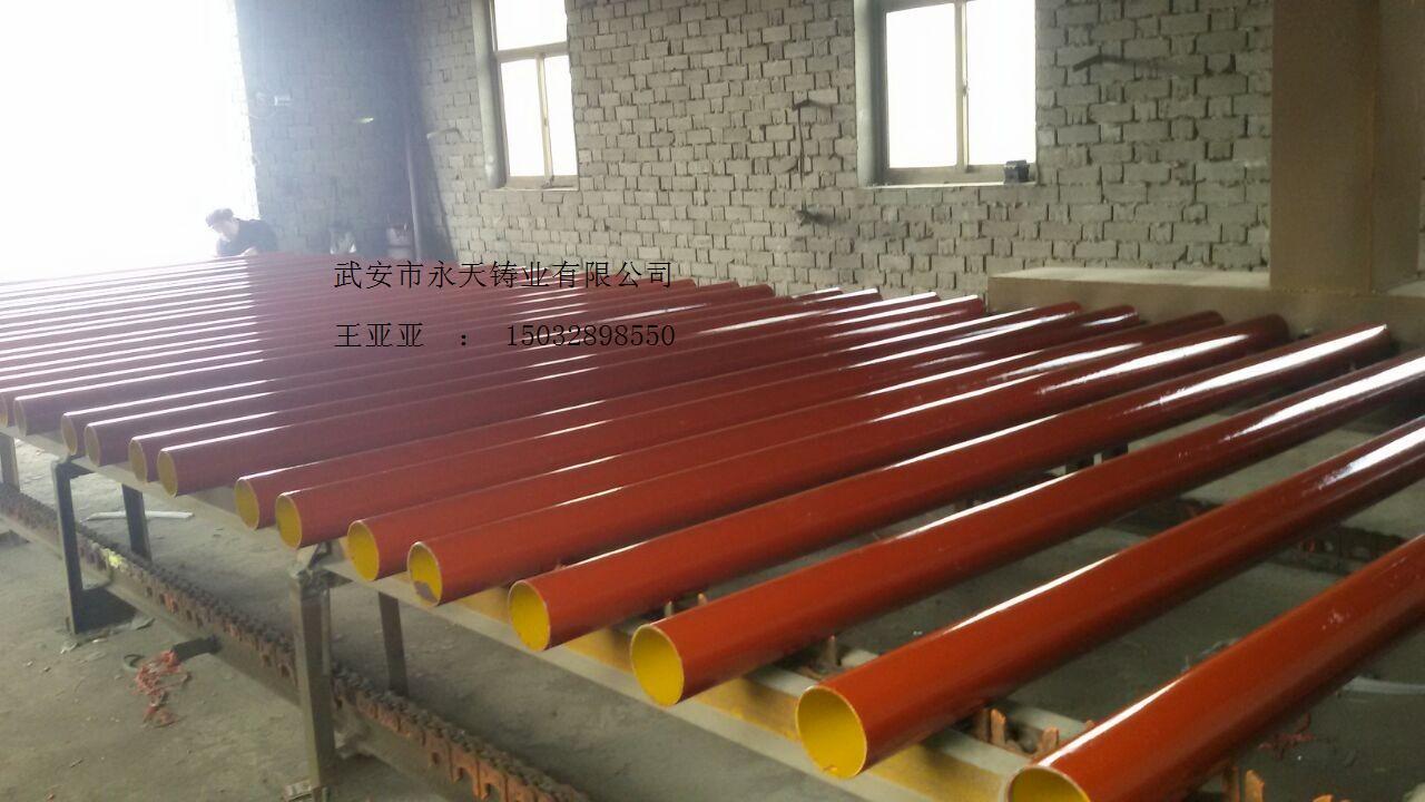 厂家供应铸铁管 灰口铸铁管