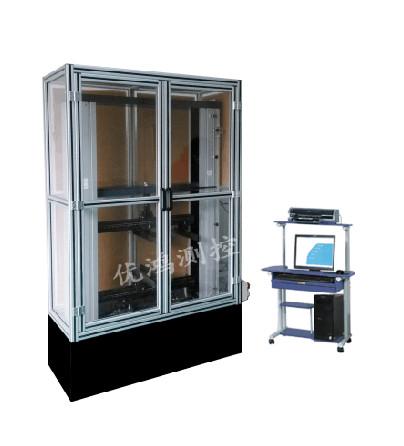 手机玻璃盖板弯曲测试仪