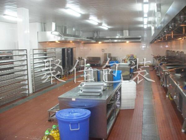 重庆冷链快餐中央厨房工程设计