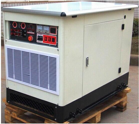 移动式30千瓦汽油发电机组