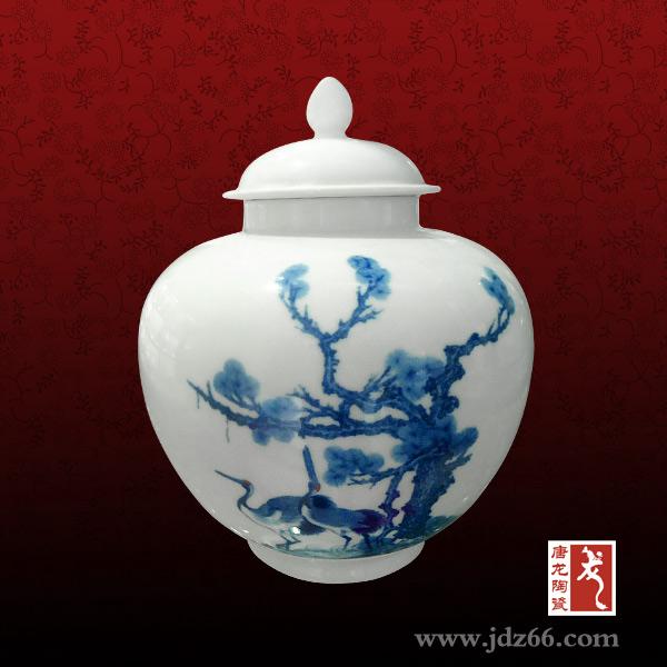 茶叶罐陶瓷包装罐子定制生产厂家
