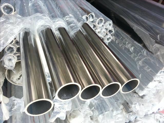 304不锈钢镜面圆管48*0.6-2.7厂家现货直销