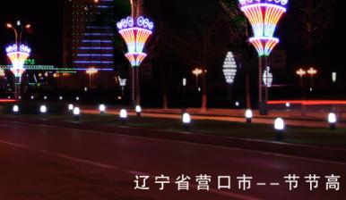 【河北大旗】倾心讲述【什么是LED灯杆造型】
