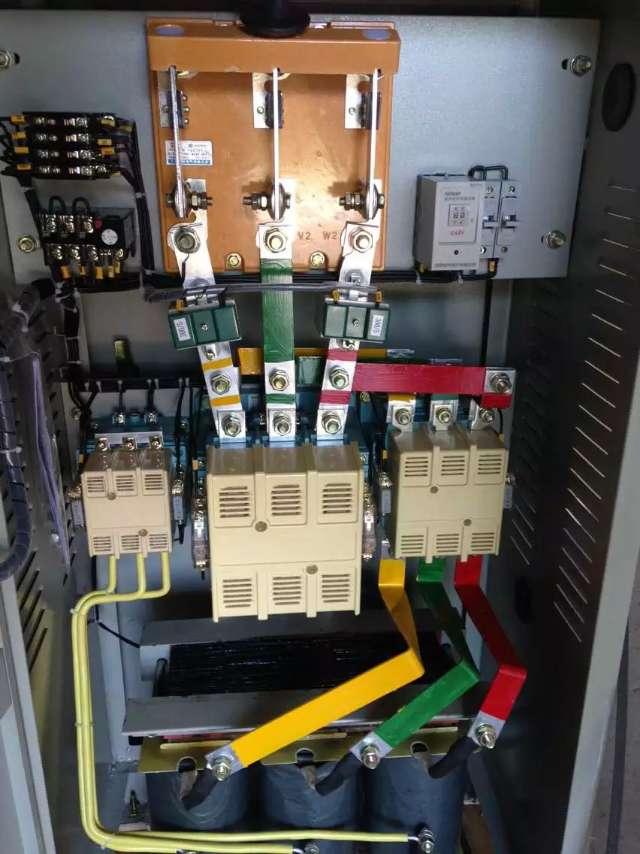 环科供应自欧式控制柜 定做自耦柜