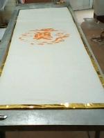 供应殡仪馆耐火防护垫同顺兴牌寿毯