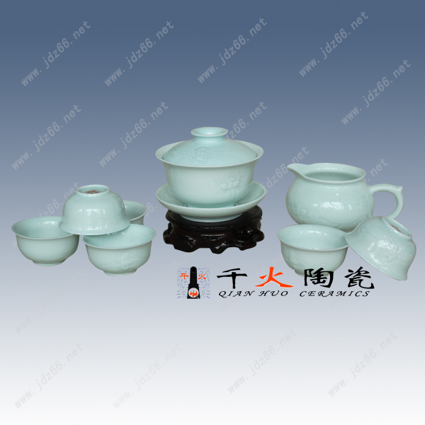 新居乔迁礼品陶瓷茶具图片