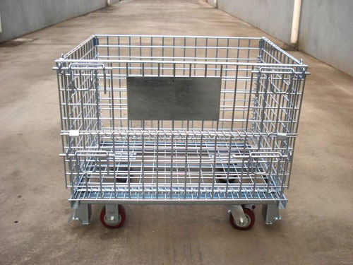 折叠式仓储笼出售厂家直销折叠式仓储笼批发