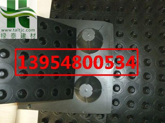 广州车库排水板深圳地下室排水板