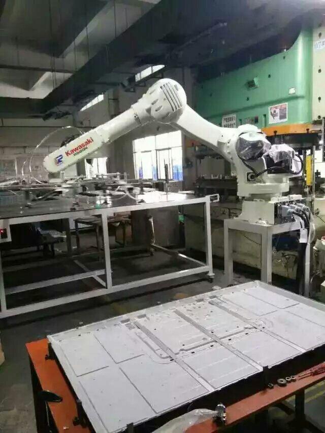 川崎超大型工业机器人 RS80N 机器人