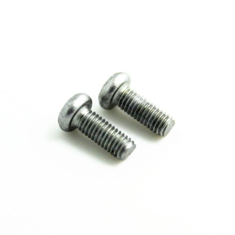 圆头十字机械螺钉PM2.0*3.0环保镍螺钉