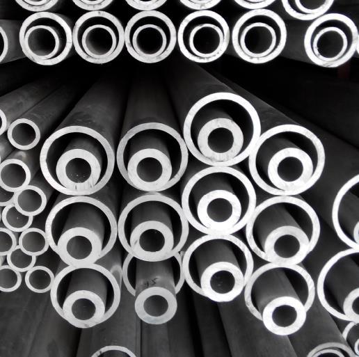 氧化铝管6063氧化黑色铝管