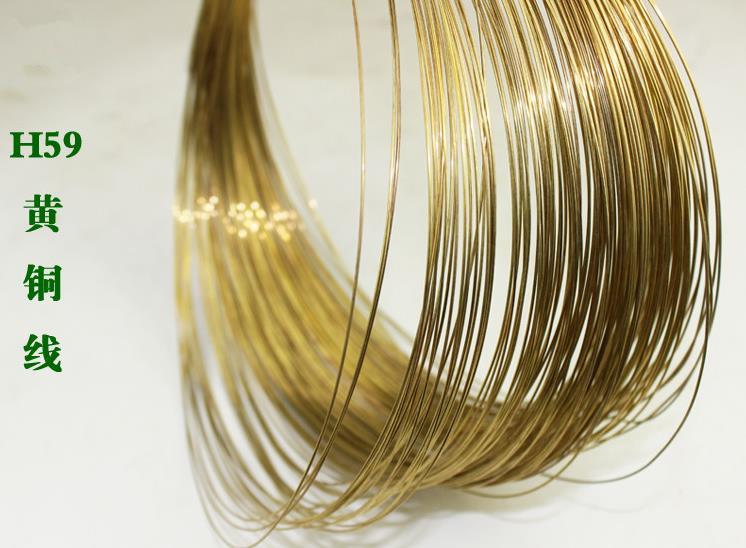 轴装黄铜线黄铜扁线盘圆黄铜线