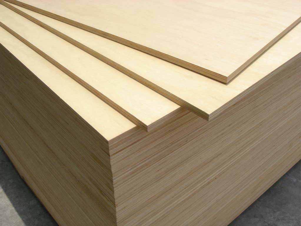 防水多层板 家具胶合板 整芯包装板