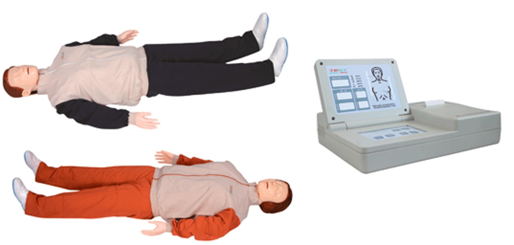 GD/CPR10300高级自动电脑心肺复苏模拟人