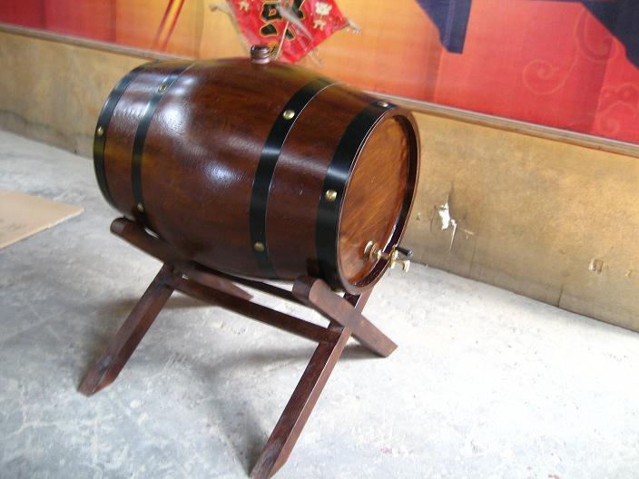 50L铝箔内胆橡木桶