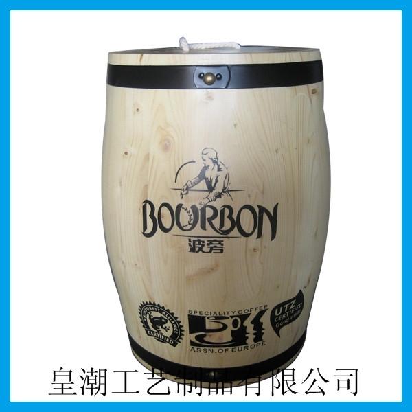 咖啡豆橡木桶